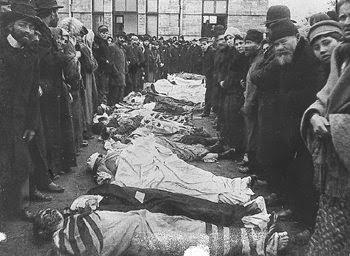 Korban warga Yahudi Odessa