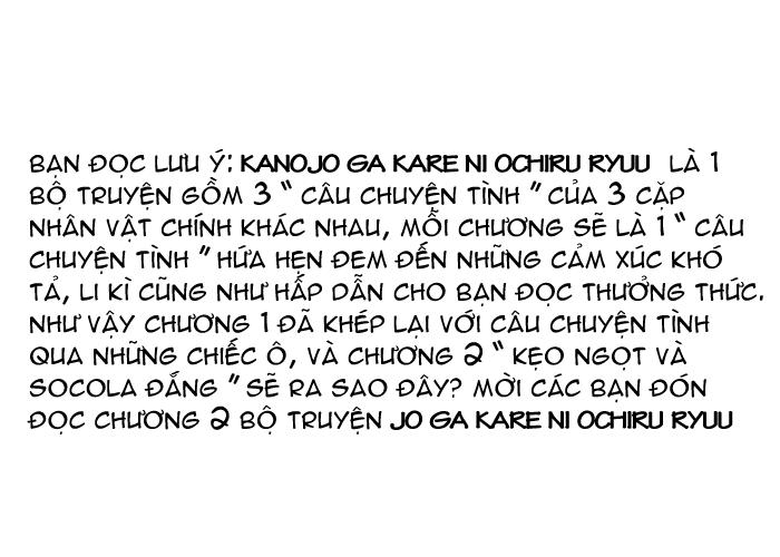 Kanojo ga Kare ni Ochiru Riyuu chap 2 - Trang 2