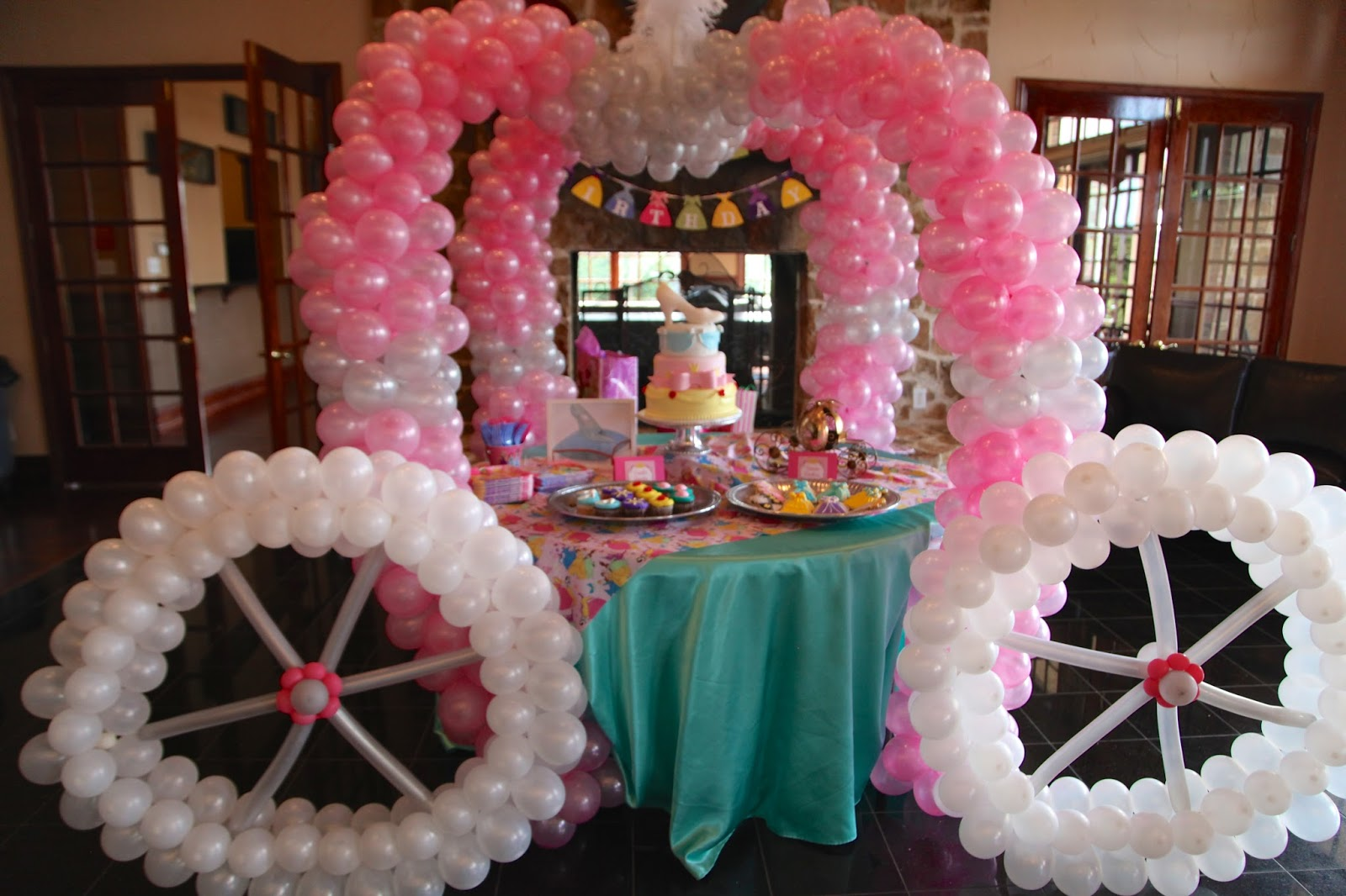 princess party table decoration ideas writing our story josselyn 39 s