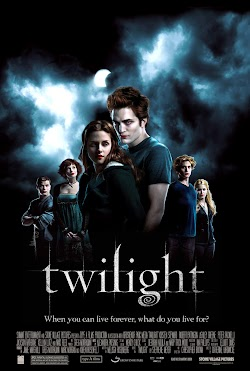 Chạng Vạng - The Twilight Saga: Twilight (2008) Poster