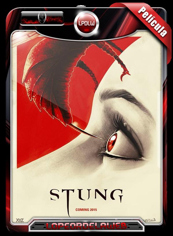 Stung (2015) [Terror]  BrRip 720p Mega Uptobox