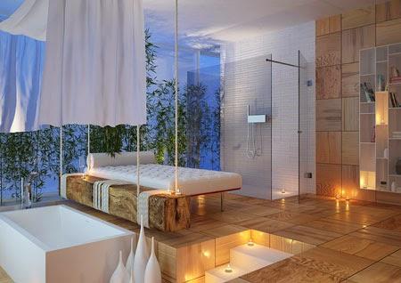Il Blog di Architettura e Design di StudioAD: Il Bagno in camera