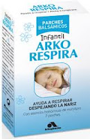 Arko Respira para niños - ayuda a aliviar la congestion nasal en niños