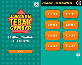 Download Kunci Jawaban Game Tebak Gambar Lengkap Update Terbaru Level Terakhir