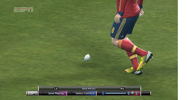 PES-MODIF: Download Bola Kertas by Rachmad Abriant