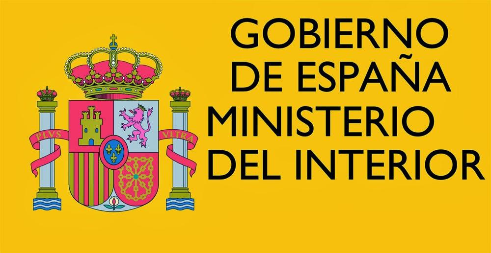 Espa a reconoce la condici n de ap tridas a los saharauis for Ministerio del interior antecedentes