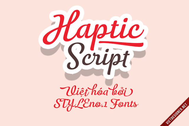[Script] Haptic Việt hóa
