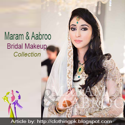 Bridal Makeup Collection 2015 by Maram & Aabroo