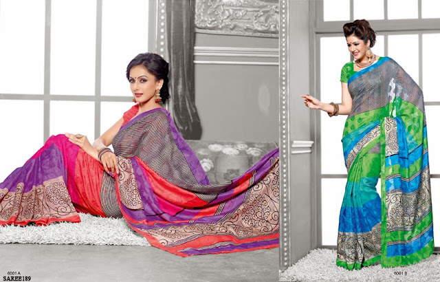 New Arrival Cotton Printed Saree – Wholesale Supplier