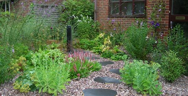 jardines con grava guia de jardin On color de jardín de grava