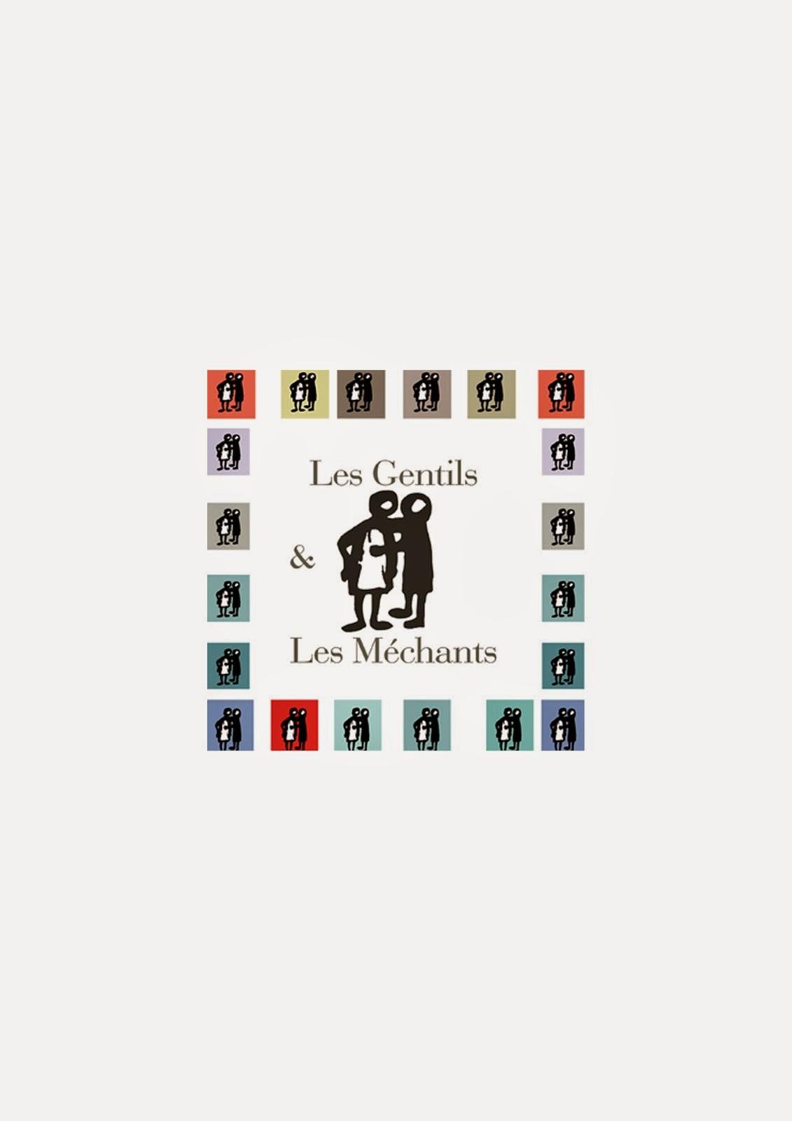 LesGentils&LesMéchants (marque et modèles déposés)