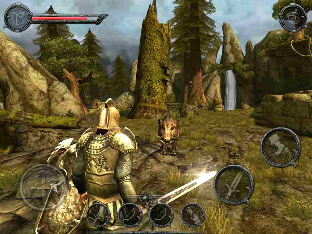 Скачать Игру Ravensword Shadowlands На Андроид - фото 7