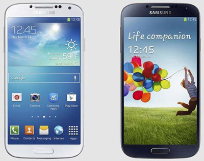 gambar Samsung Galaxy S4