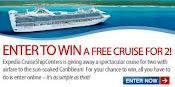 Win a free cruise!