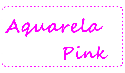 Aquarela Pink