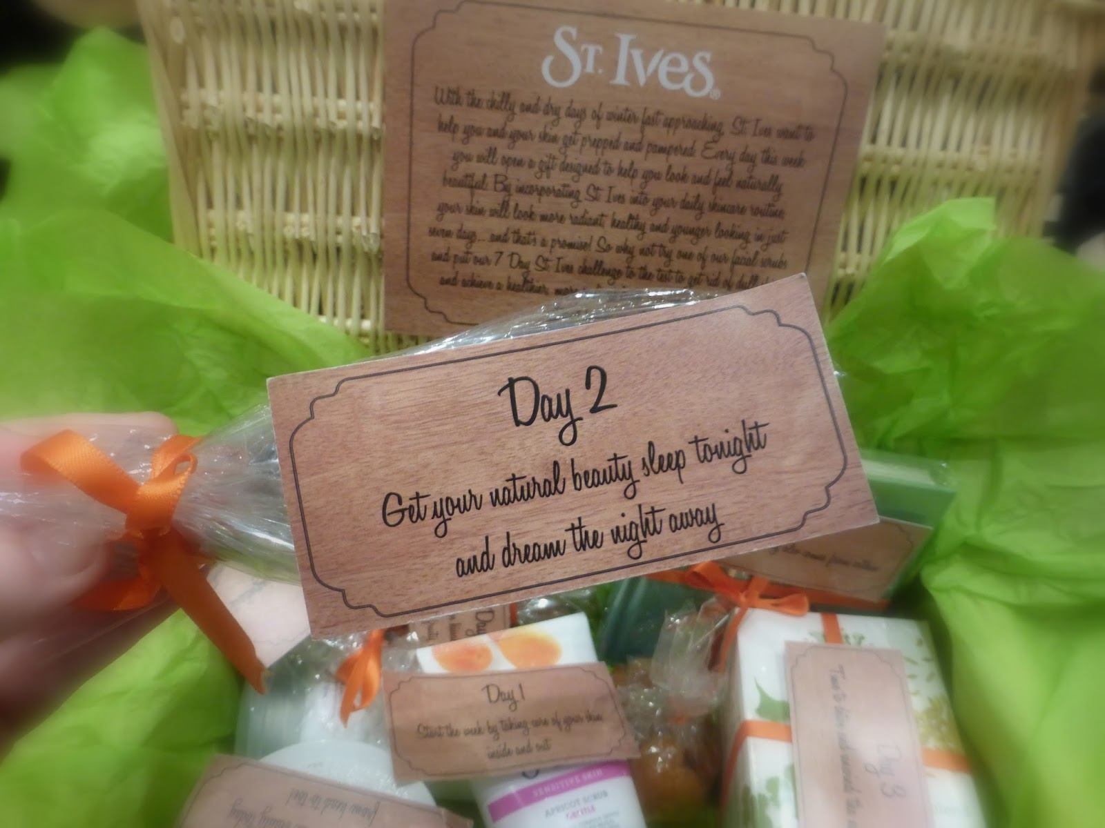 St Ives 7 Days to Beautiful Skin Challenge