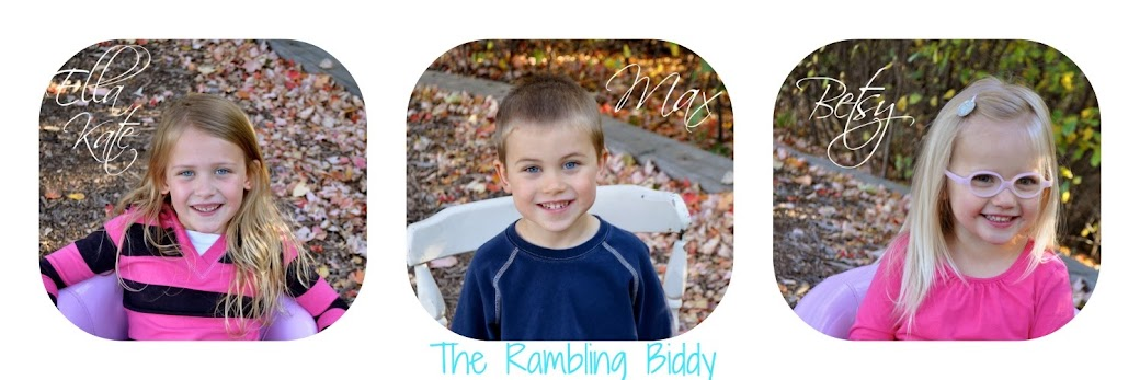 The Rambling Biddy