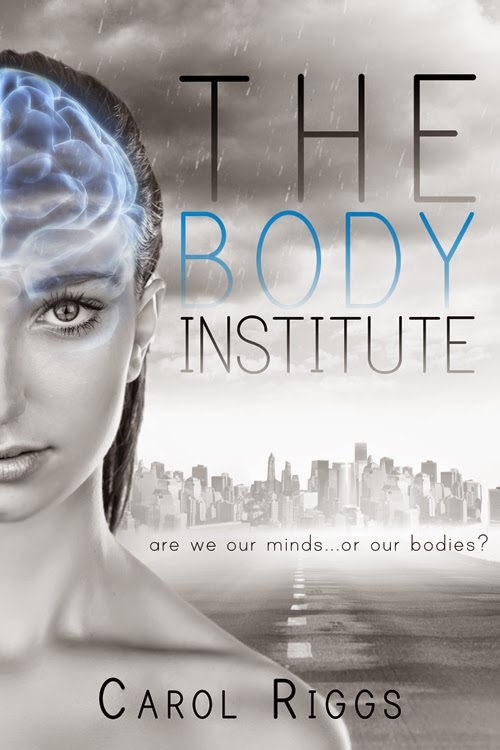 Cover Reveal – The Body Institute