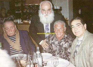 AMARO, CHIRICHIAN, ENRIQUE ORCHESSI BABY JHON, GERMAN BERMUDEZ Mr. CHILE