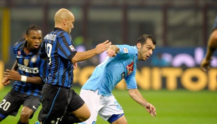 Napoli vs Inter en vivo