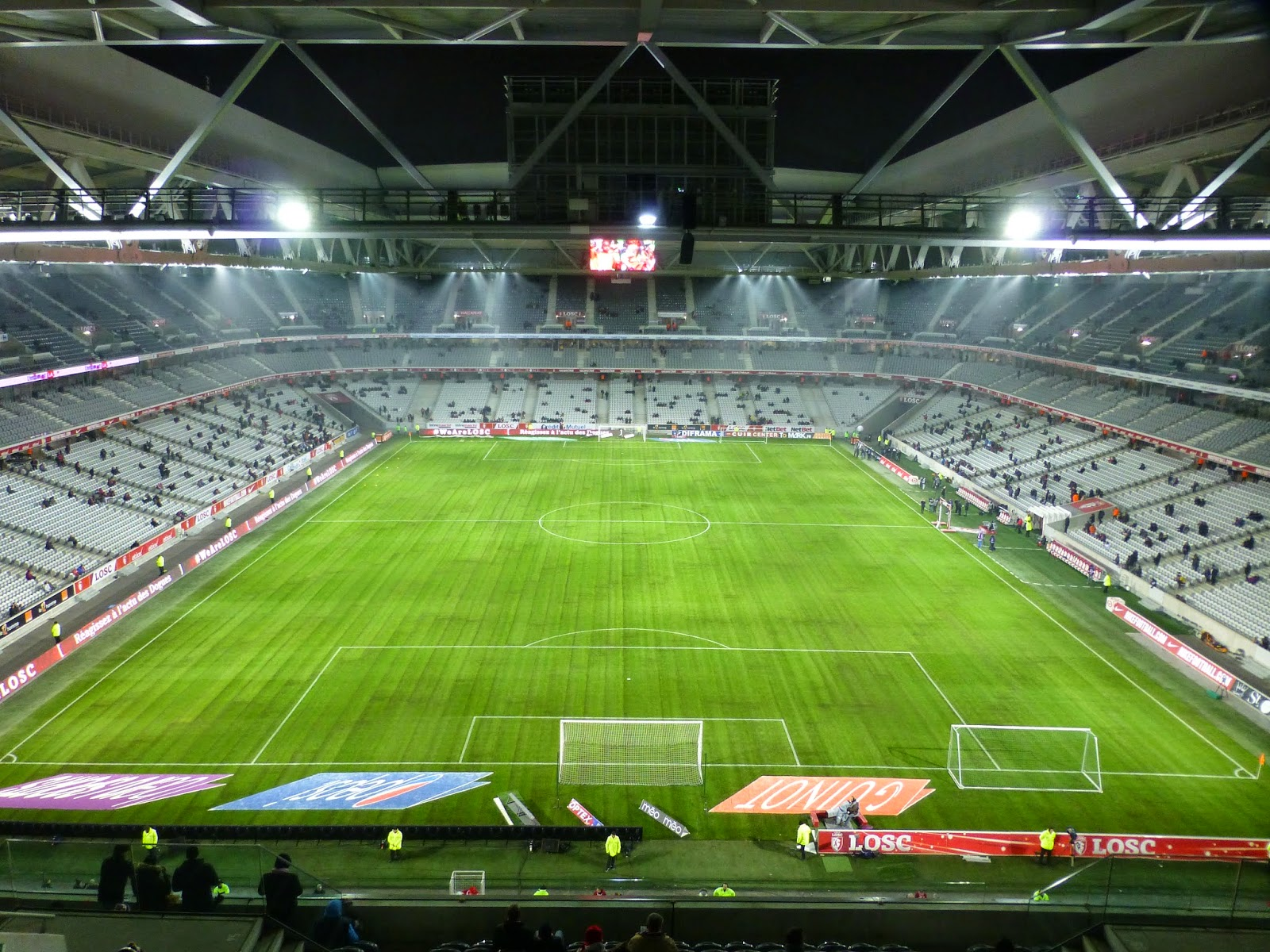 Extreme Football Tourism: FRANCE: Lille OSC (2012-)