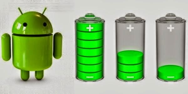 Cara Agar Pengisian baterai Android Cepat