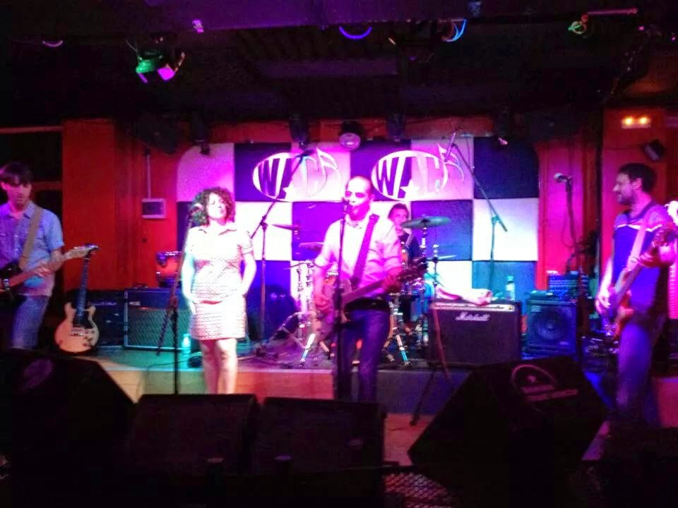 Día de la música: Grannies band