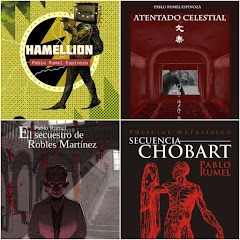 Reseñas de mis novelas en Goodreads