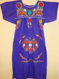 fotos de vestidos mexicanos