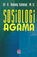 toko buku rahma: buku SOSIOLOGI AGAMA, pengarang dadang kahmad, penerbit rosda