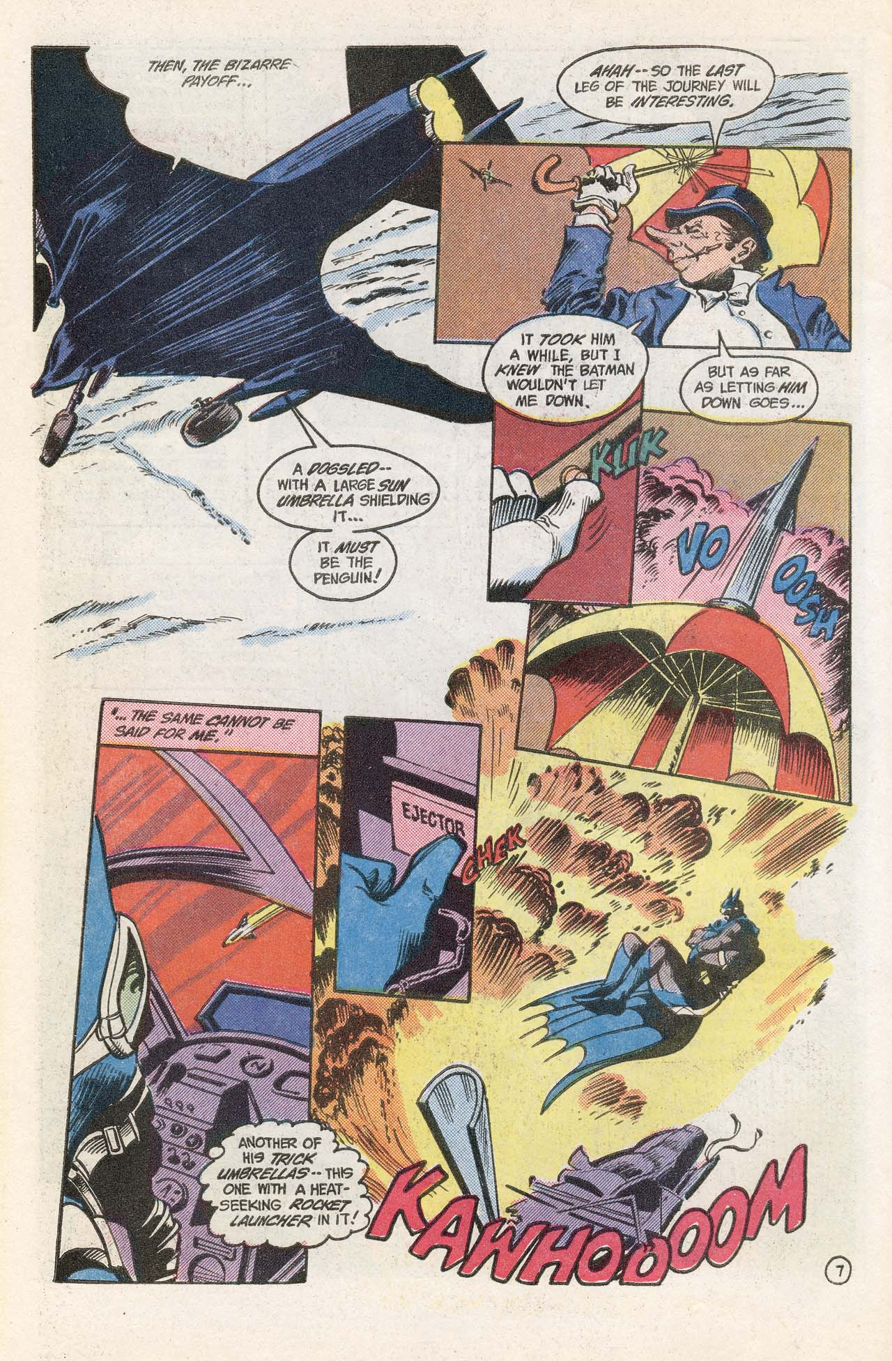 Detective Comics (1937) Issue #541 Page 10