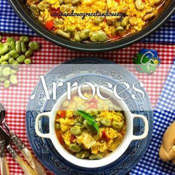 http://www.cocinandovoyrecetandovengo.com/p/arroces.html