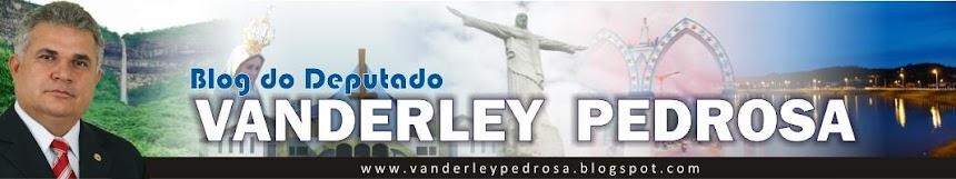 DEPUTADO VANDERLEY PEDROSA (Líder do PTB)
