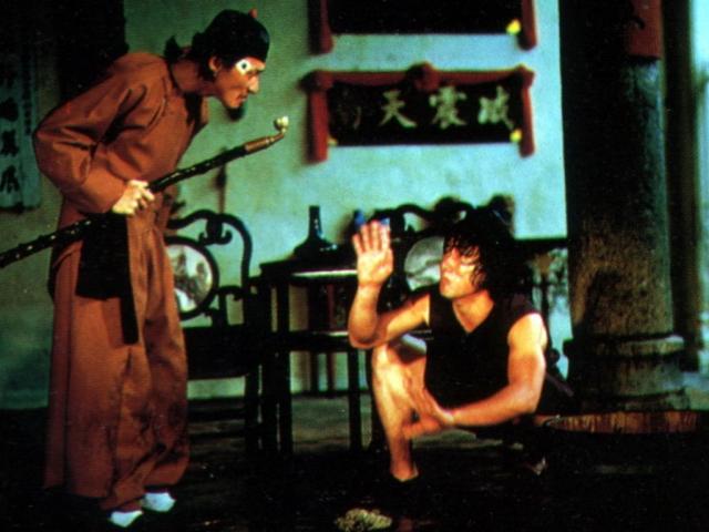 Hình ảnh phim Xà Hạc Thần Quyền