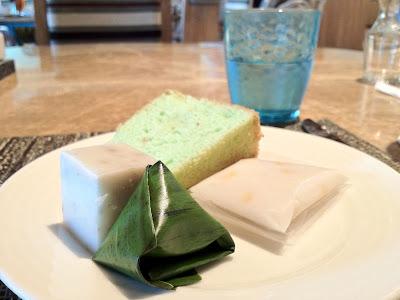 Nyona Kueh sweets