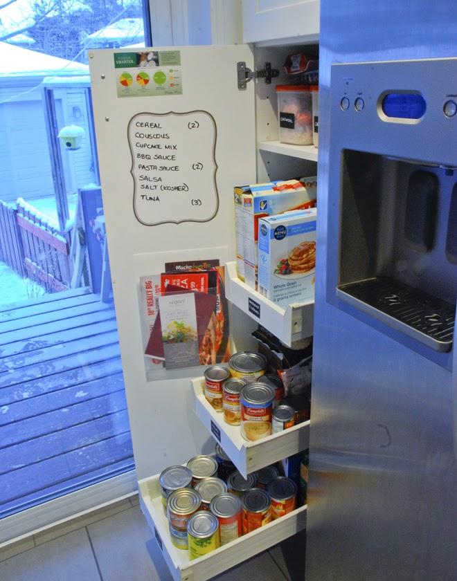 How To Organize A Small Pantry - Rambling Renovators