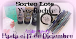Sorteo lote de productos yves rocher, international, ends 17 december