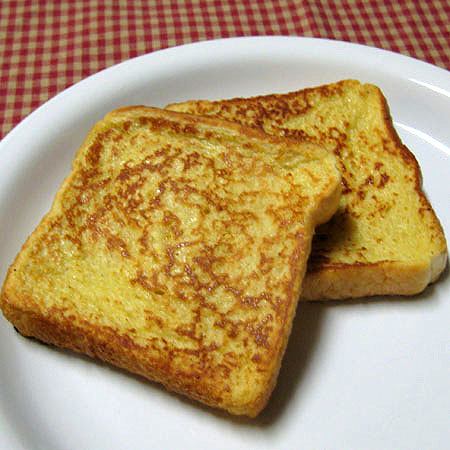 how to make simple french toast
