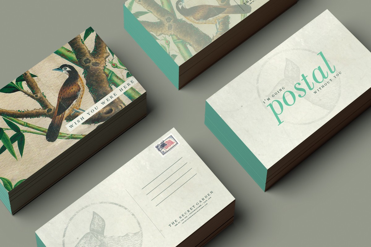 Garden Design Business Cards garden graphic design | garden design ideas