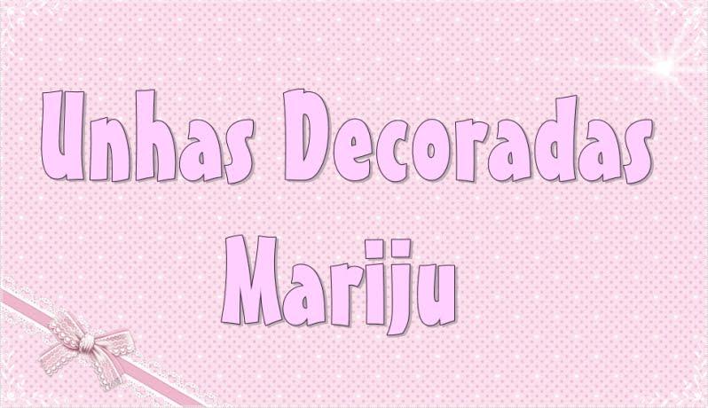 Unhas Decoradas Mariju