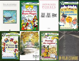 Mis libros...(antologías o autor)