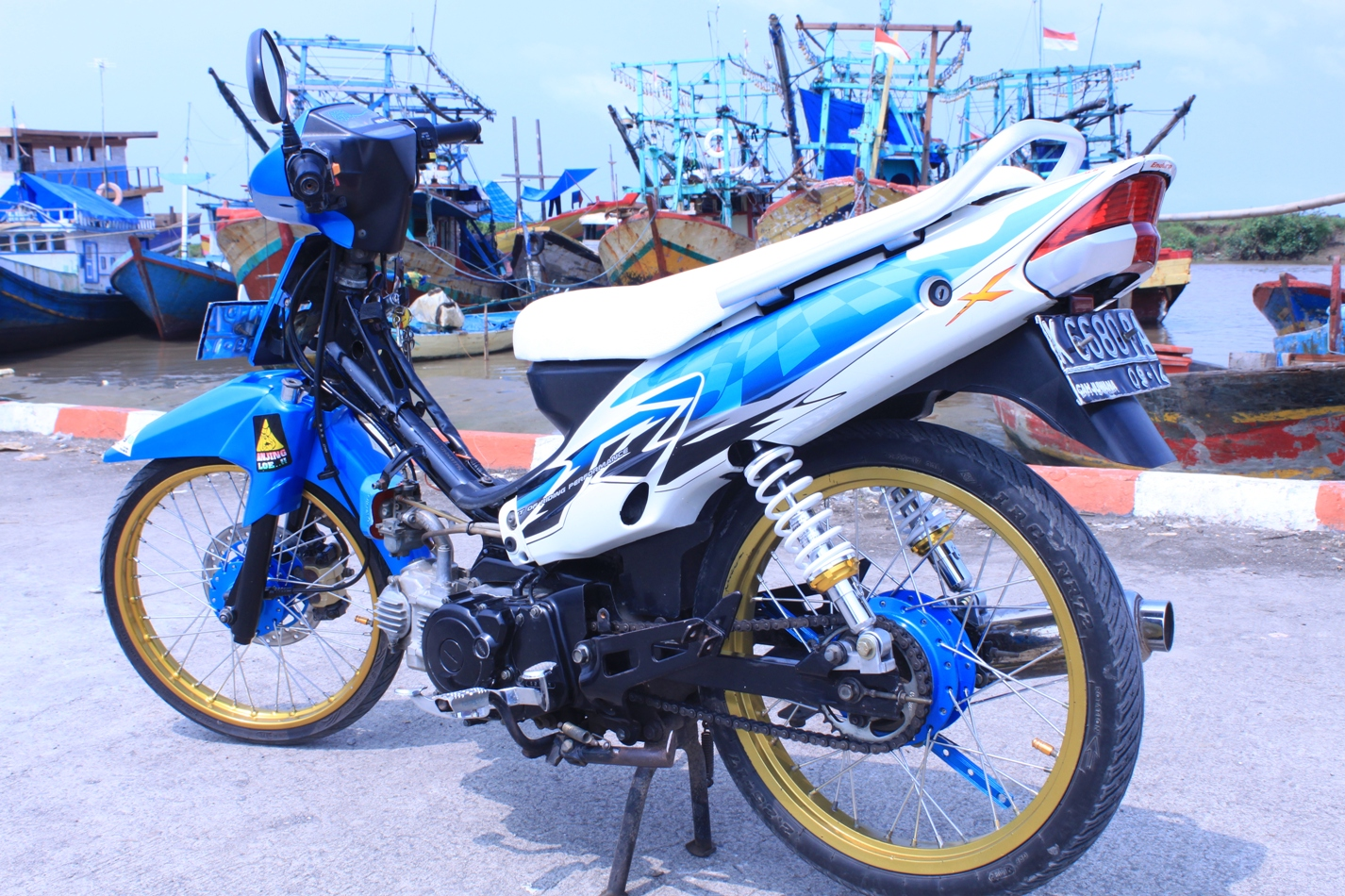 Image of Modifikasi Vega R