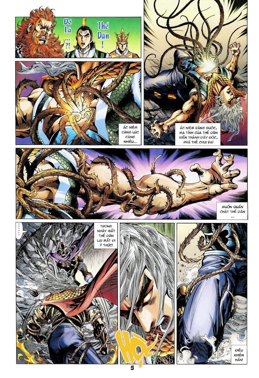 Thiên Tử Truyền Kỳ 4 – Đại Đường Uy Long chap 102 Trang 5