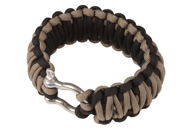 Paracord Bracelet Shackle1