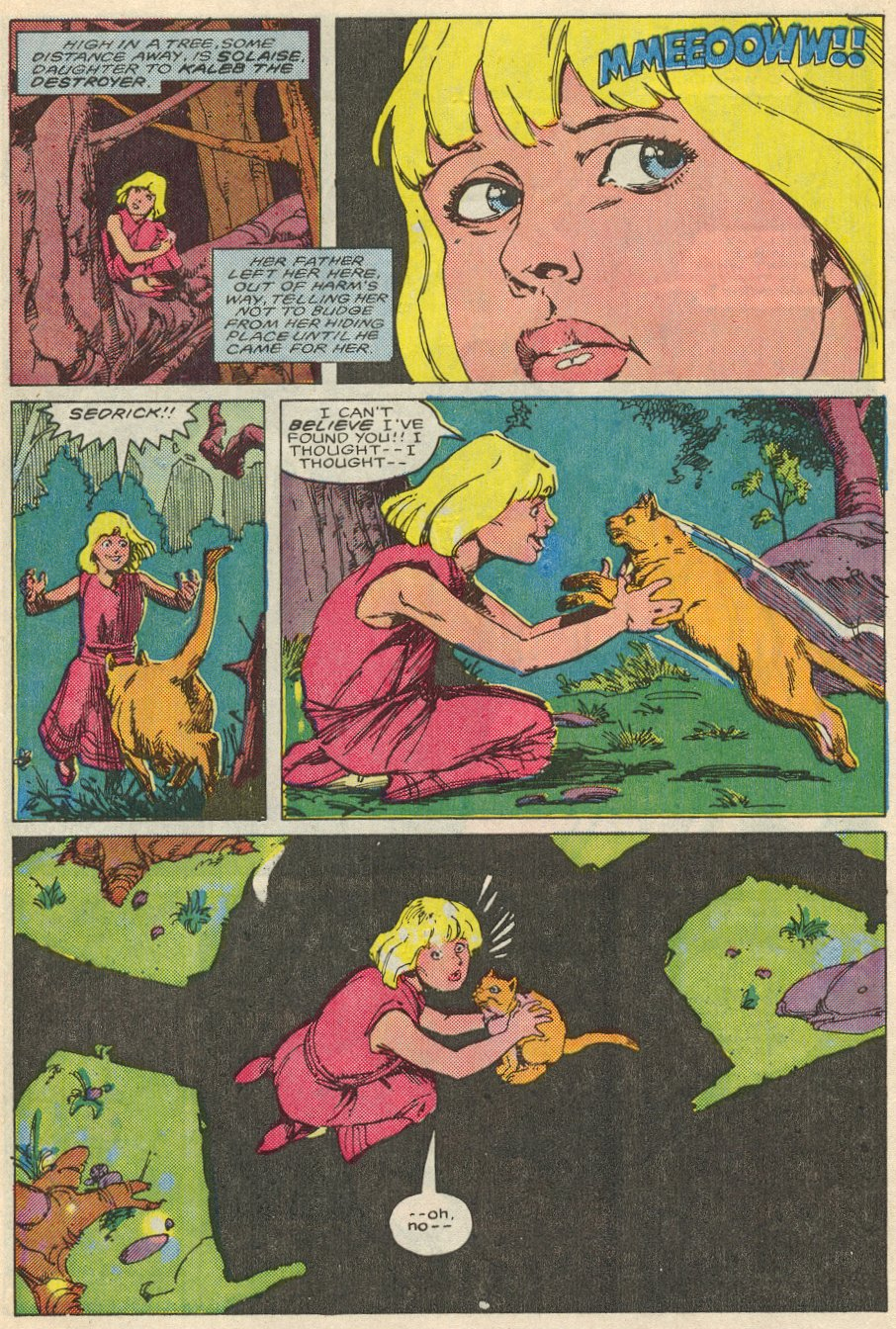 Conan the Barbarian (1970) Issue #197 #209 - English 22