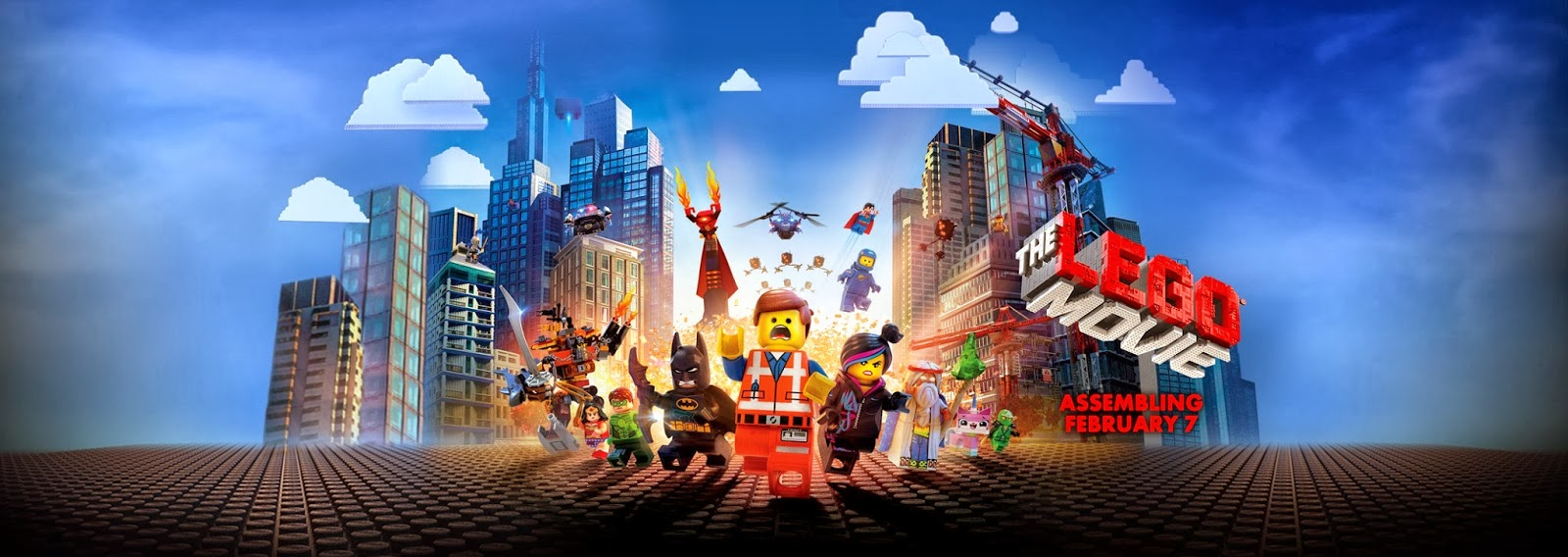 The Lego Movie: Final Preview