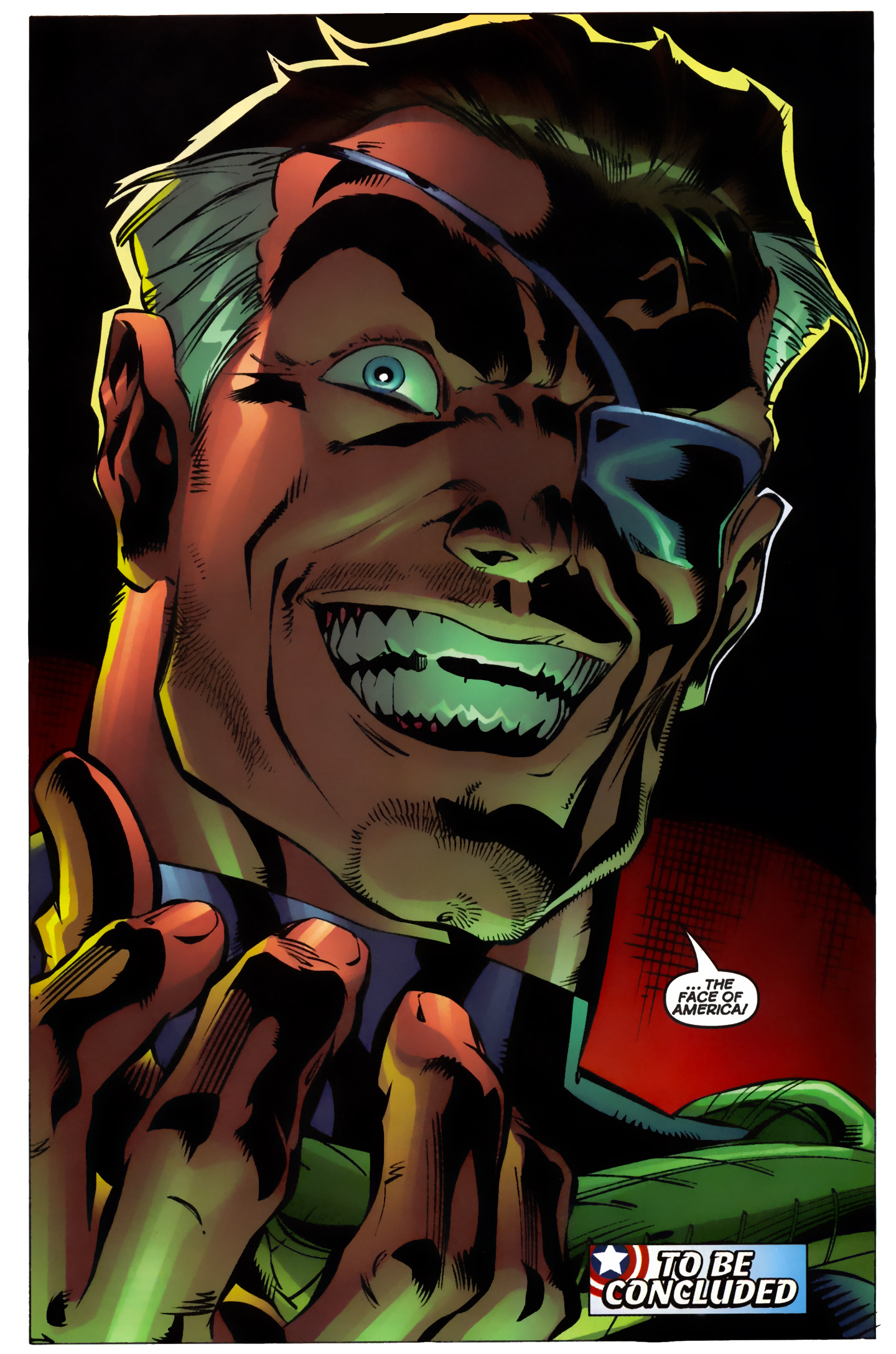 Captain America (1996) Issue #10 #10 - English 22