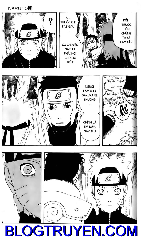 Naruto chap 299 Trang 7 - Mangak.info