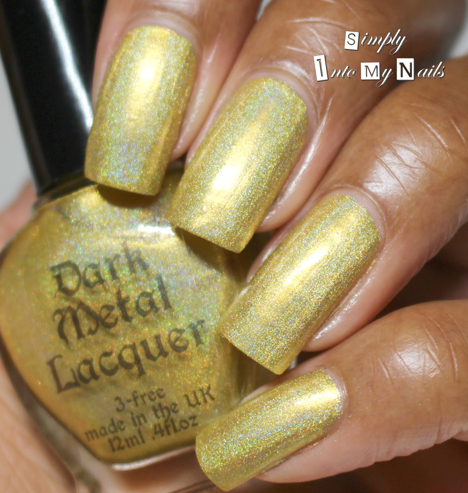Dark Metal Lacquer Review   Simply Into My NAILS