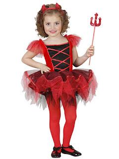 Balletpige djævel